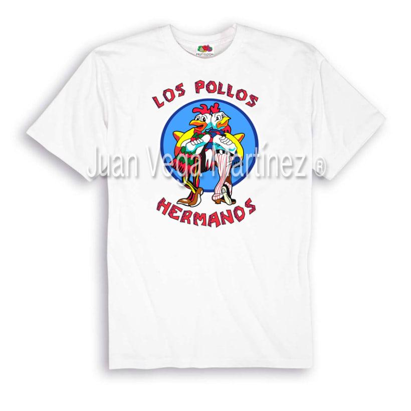 Camisetas con diseños exclusivos 9