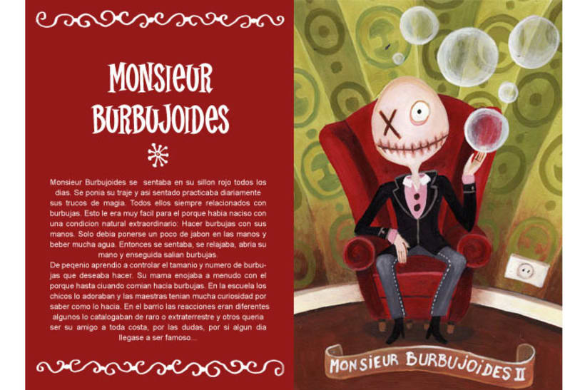 Monsieur Burbujoides 1