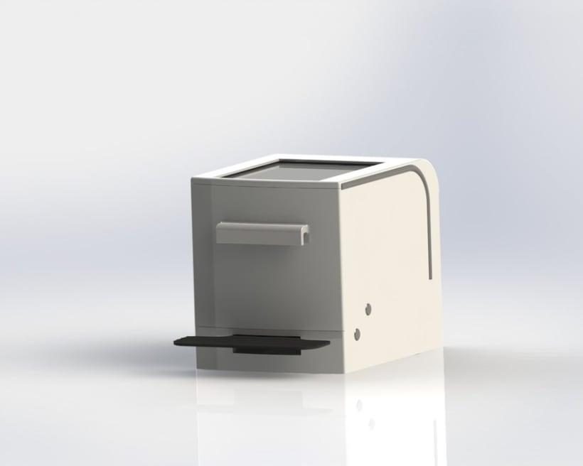 Cubo de basura de reciclaje modular 4