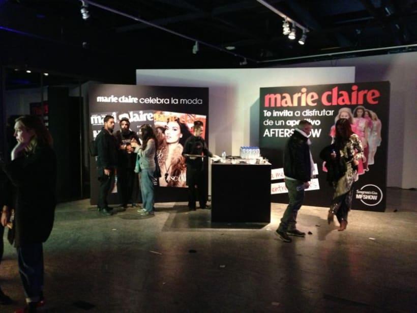 Marie Claire en Madrid Fashion Show 12