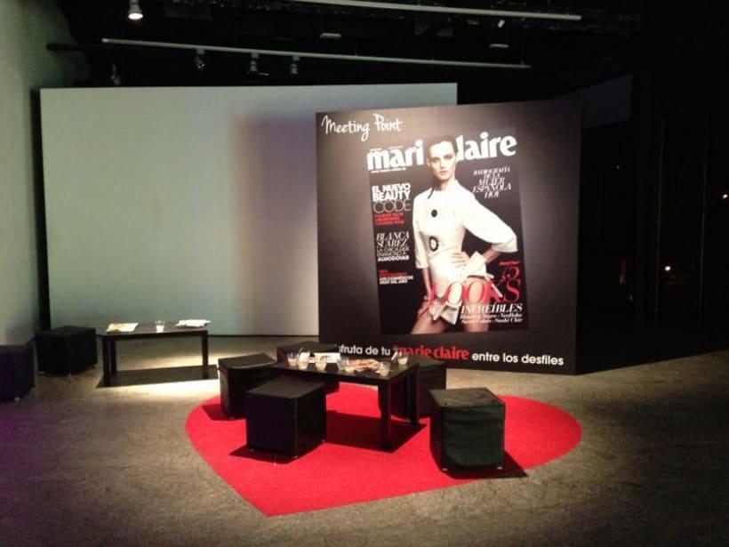 Marie Claire en Madrid Fashion Show 11