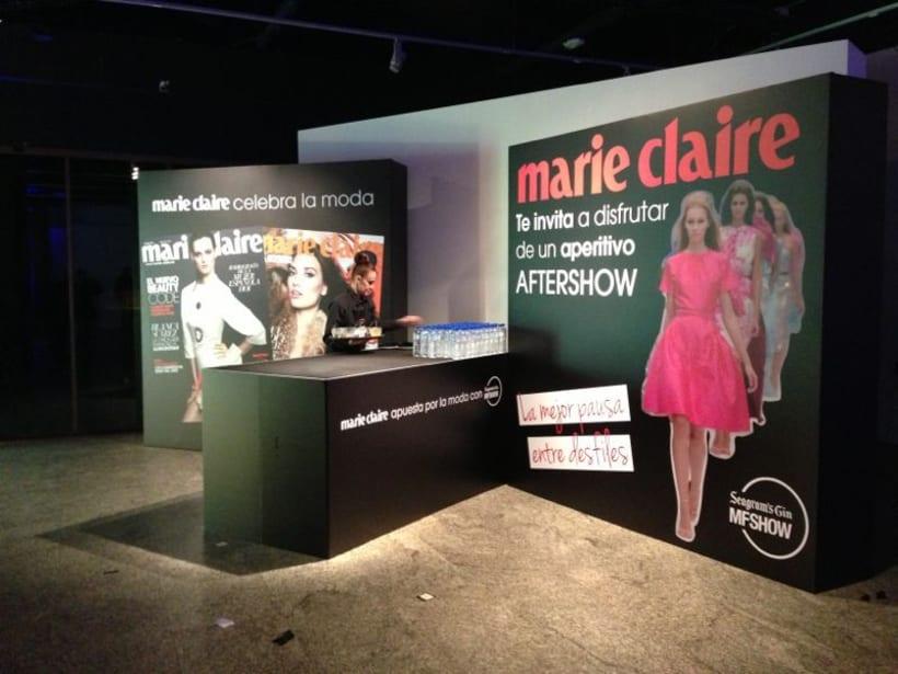 Marie Claire en Madrid Fashion Show 10