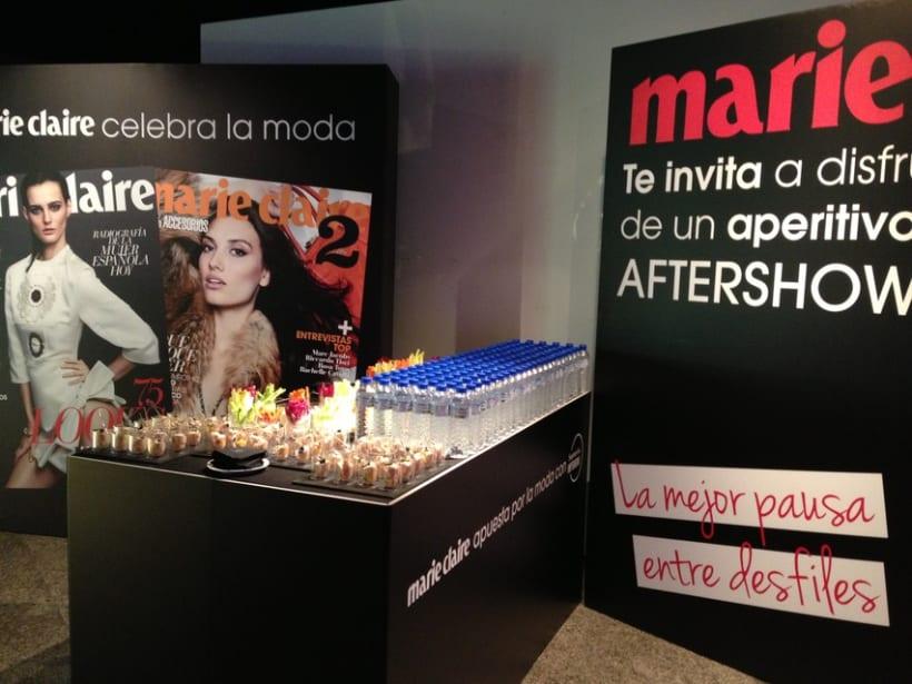 Marie Claire en Madrid Fashion Show 5