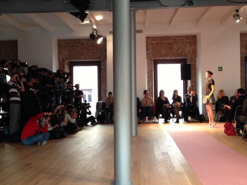 Marie Claire en Madrid Fashion Show 0
