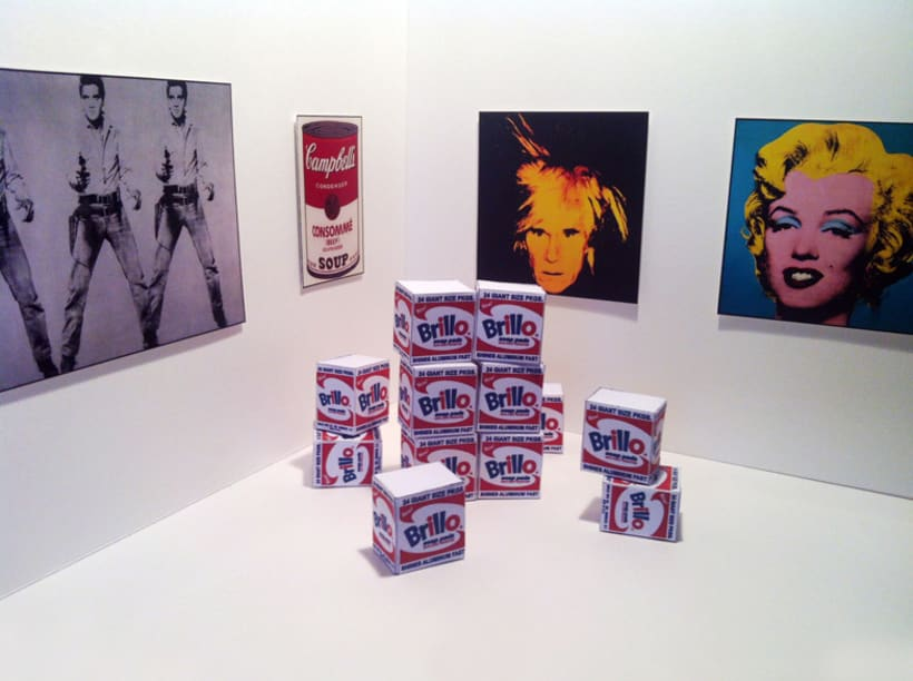 Mini Expo Warhol 1