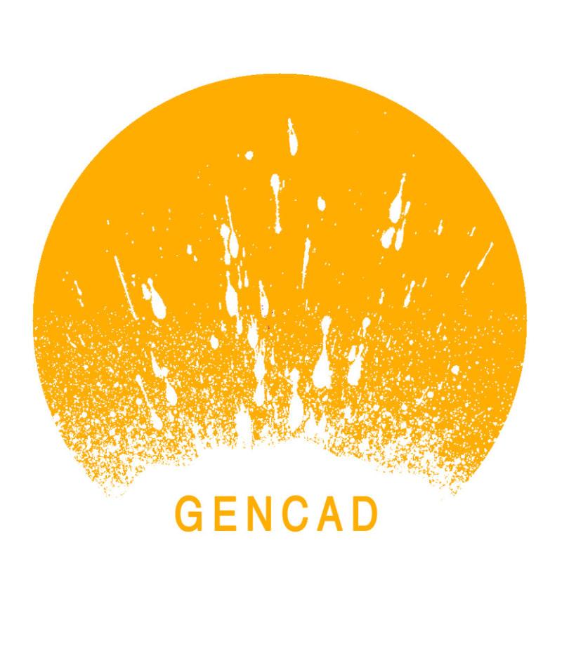 Logotipo GENCAD 7