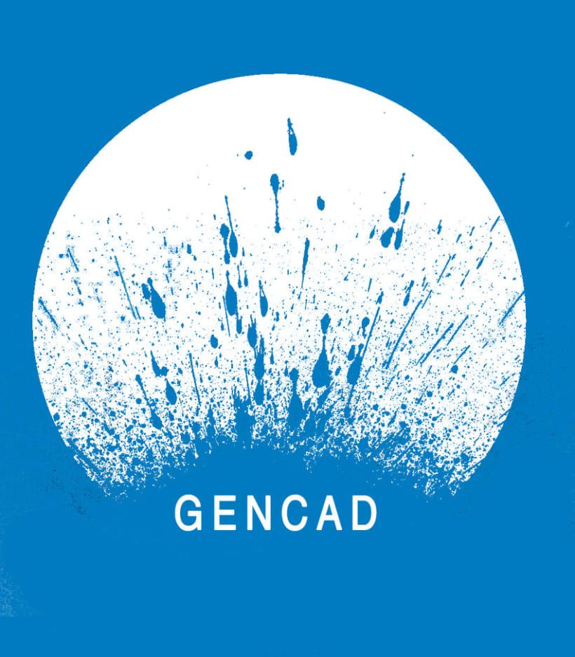 Logotipo GENCAD 11