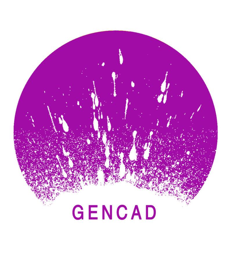 Logotipo GENCAD 8