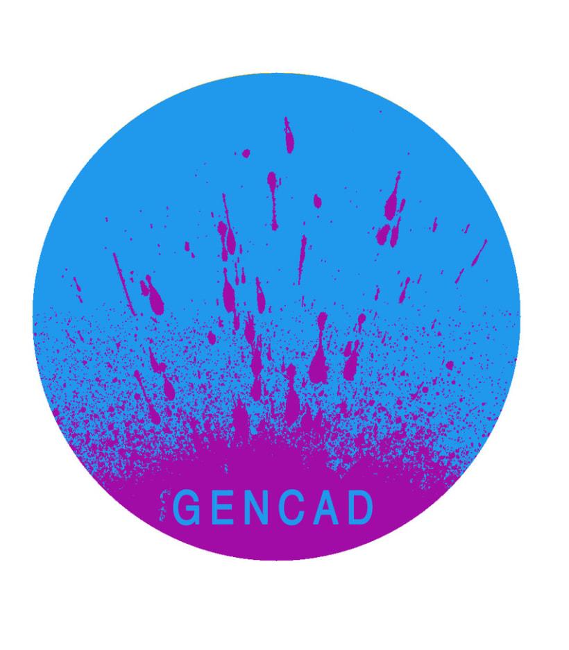 Logotipo GENCAD 9