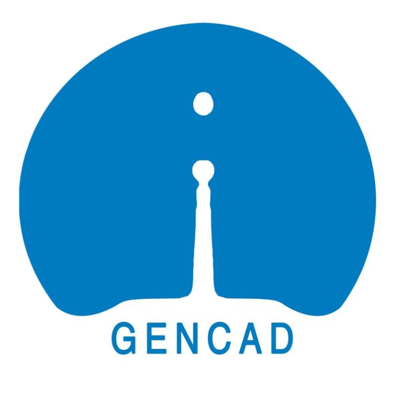 Logotipo GENCAD 13