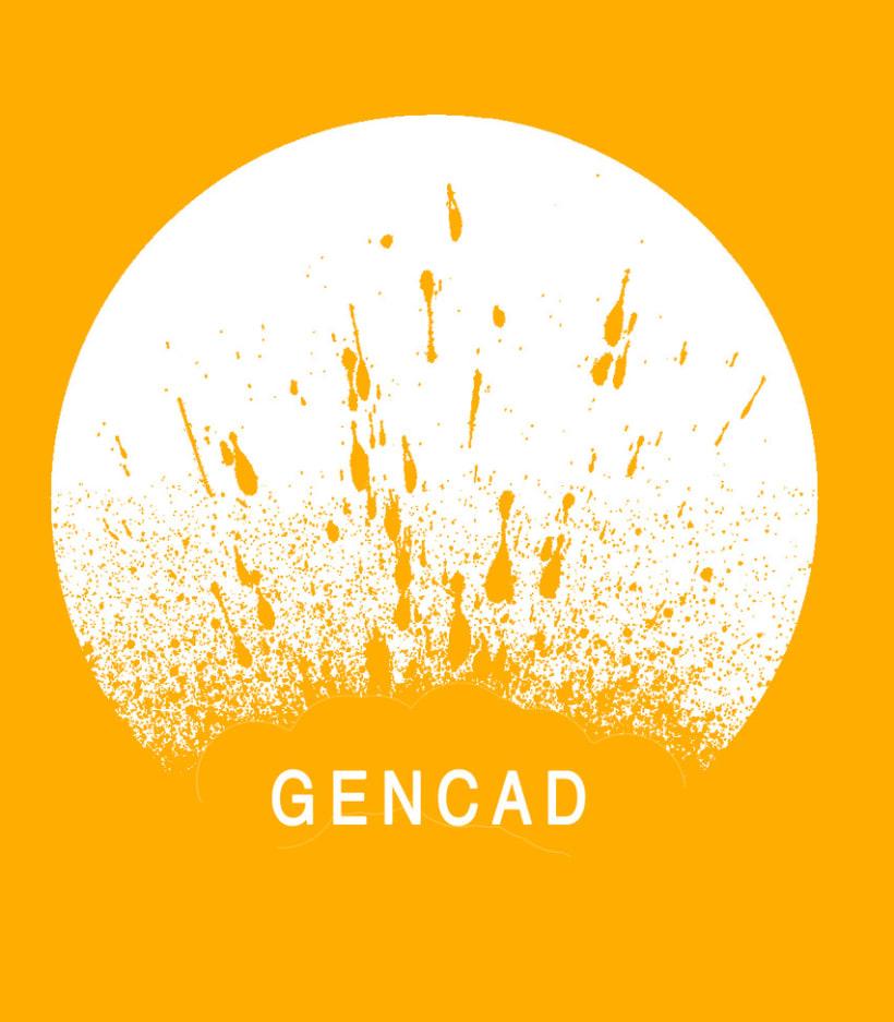 Logotipo GENCAD 12