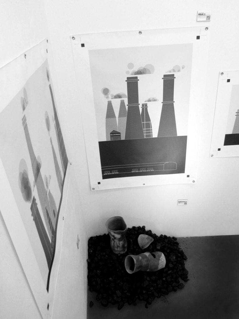 """""""Expo"""" ALGO SE CUECE (EN) La Habitación blanca 10"""