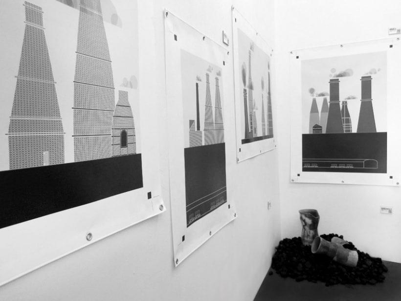 """""""Expo"""" ALGO SE CUECE (EN) La Habitación blanca 6"""