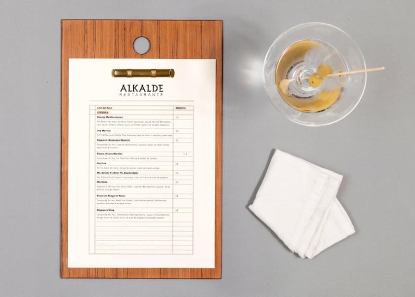 Restaurante Alkalde 5