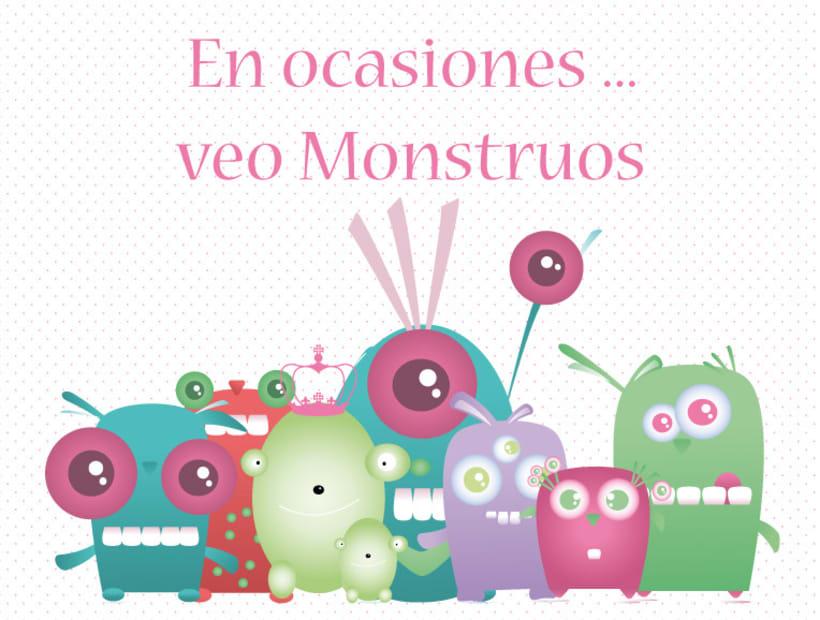 Mis Monstruos 1