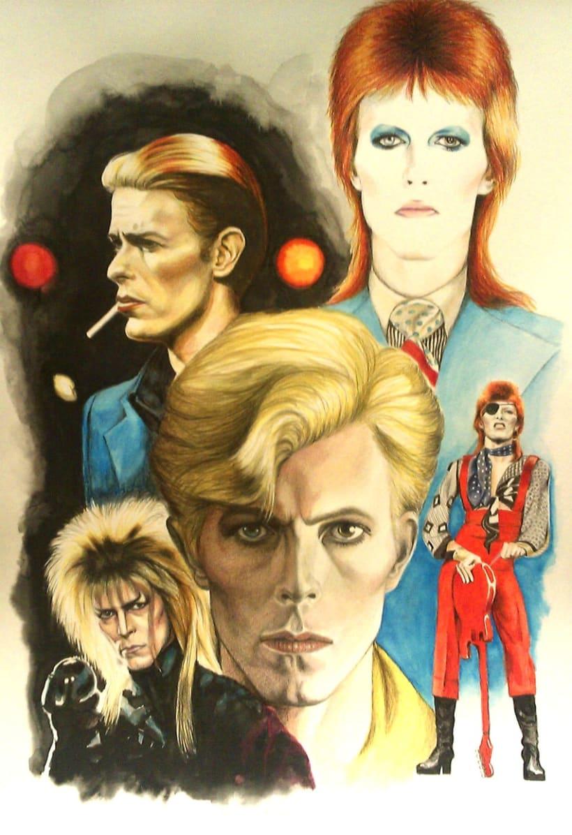 David Bowie  10