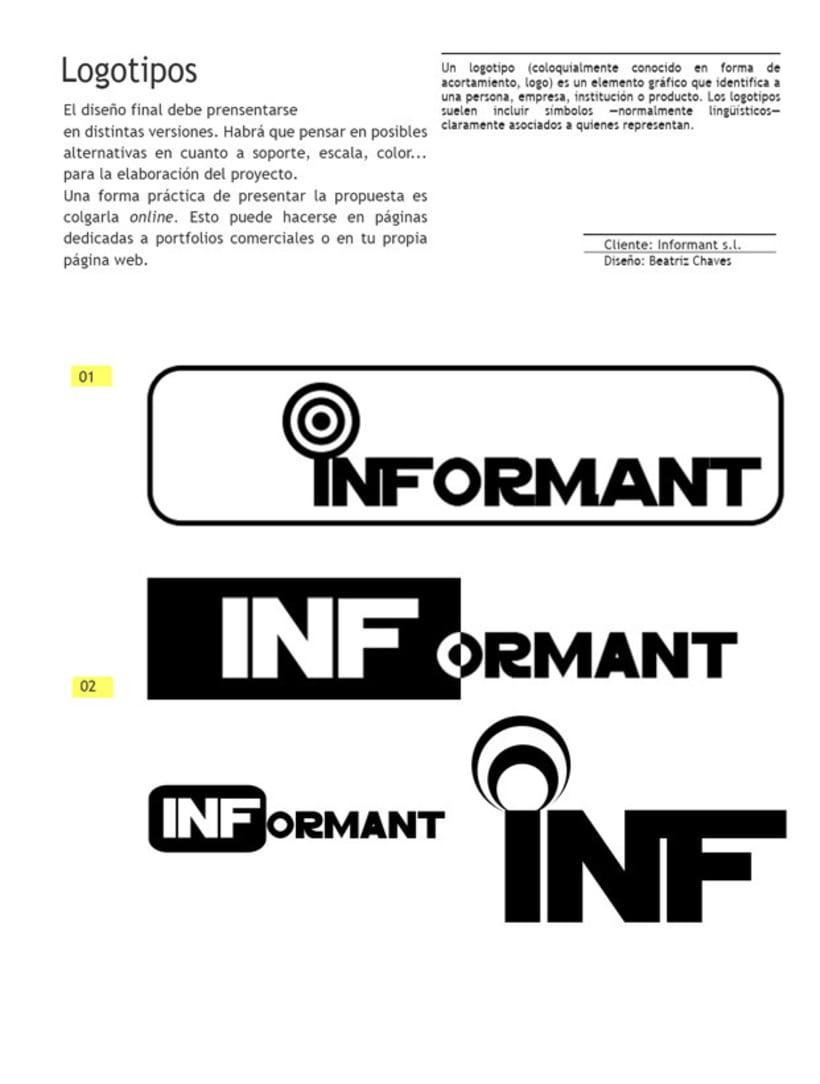 Diseño gráfico de elementos y Maquetación 2
