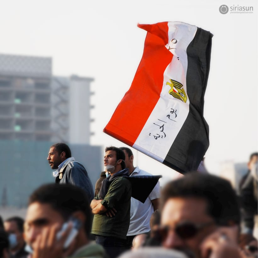 Tahrir Square /ميدان التحرير 5