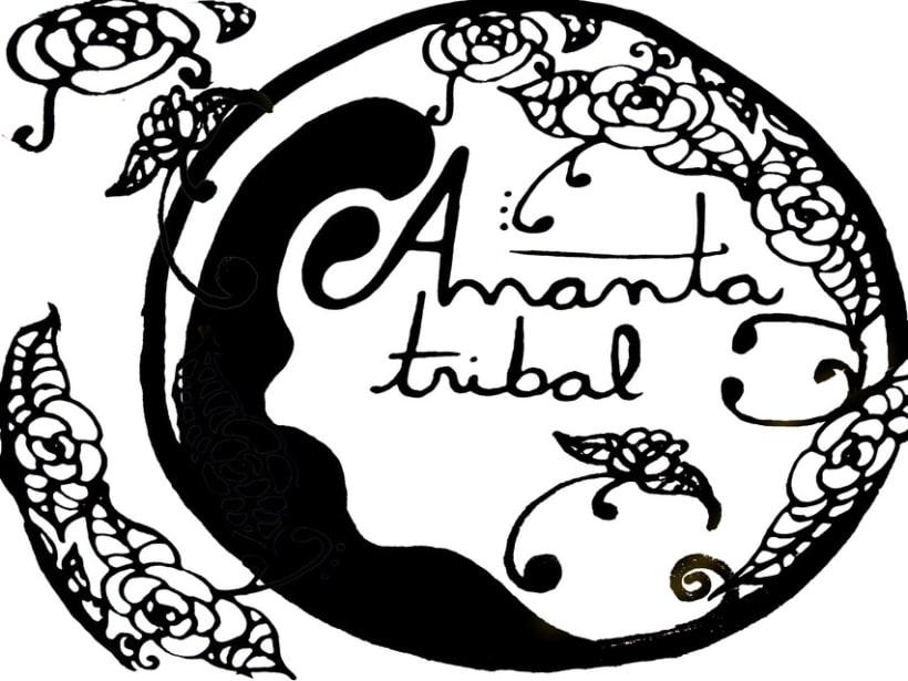 Logotipos para Ananta Tribal 3