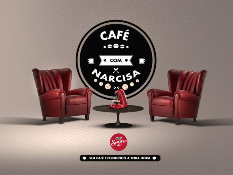 Café Senseo - Pilão 2