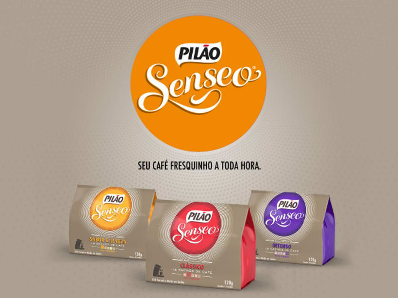 Café Senseo - Pilão 3