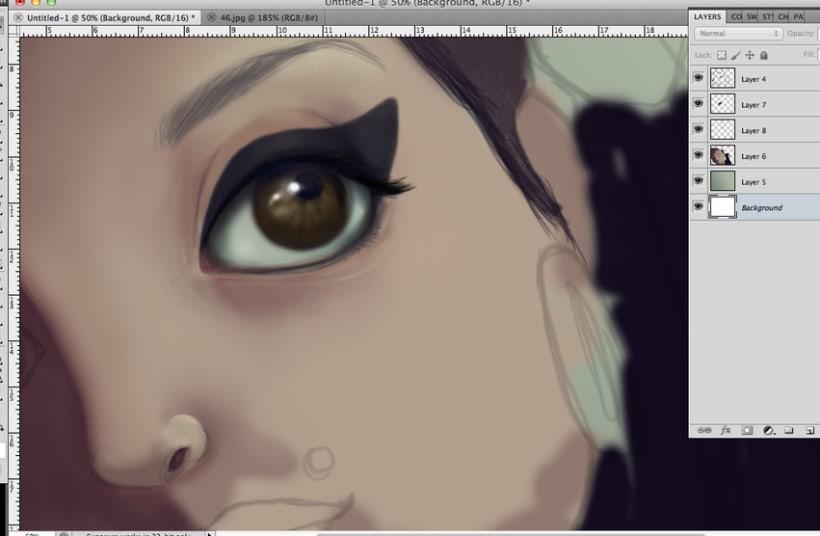 Amy Winehouse Fan-art  4