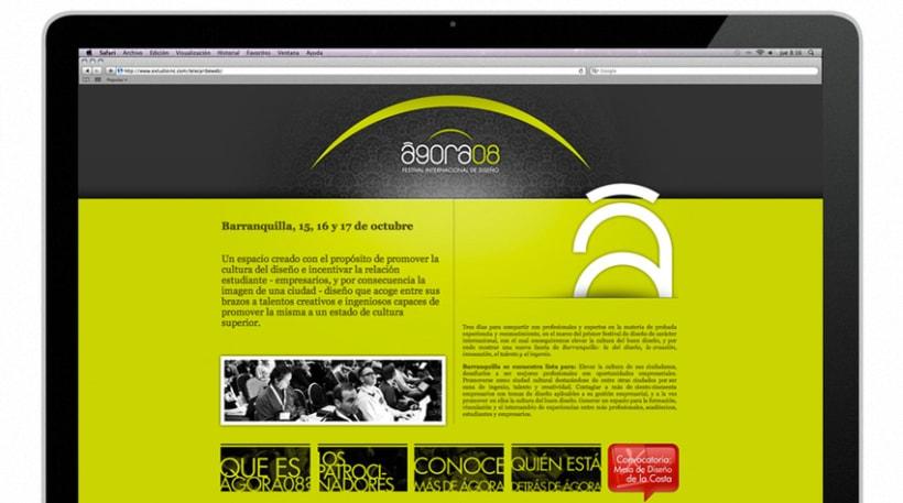 Festival de Diseño Ágora08 3