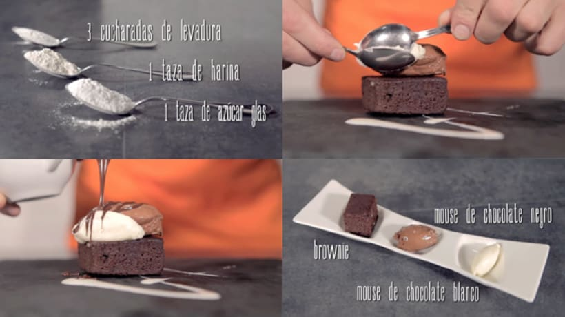Orgasmo de Chocolate 2
