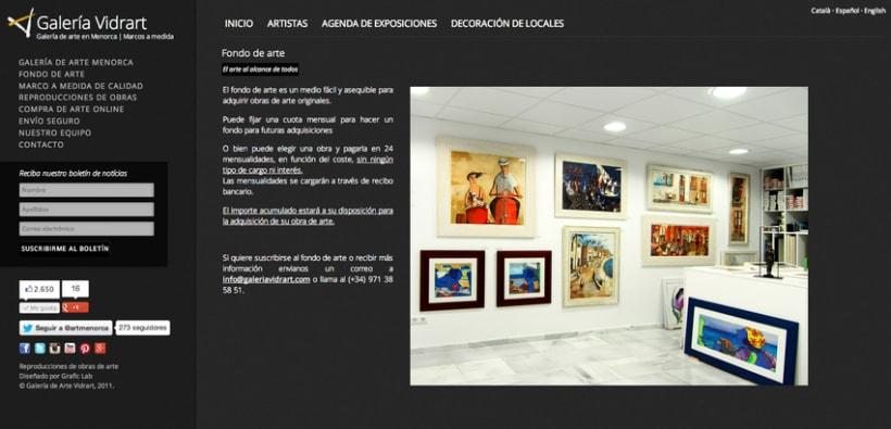Galería de Arte Vidrart 4