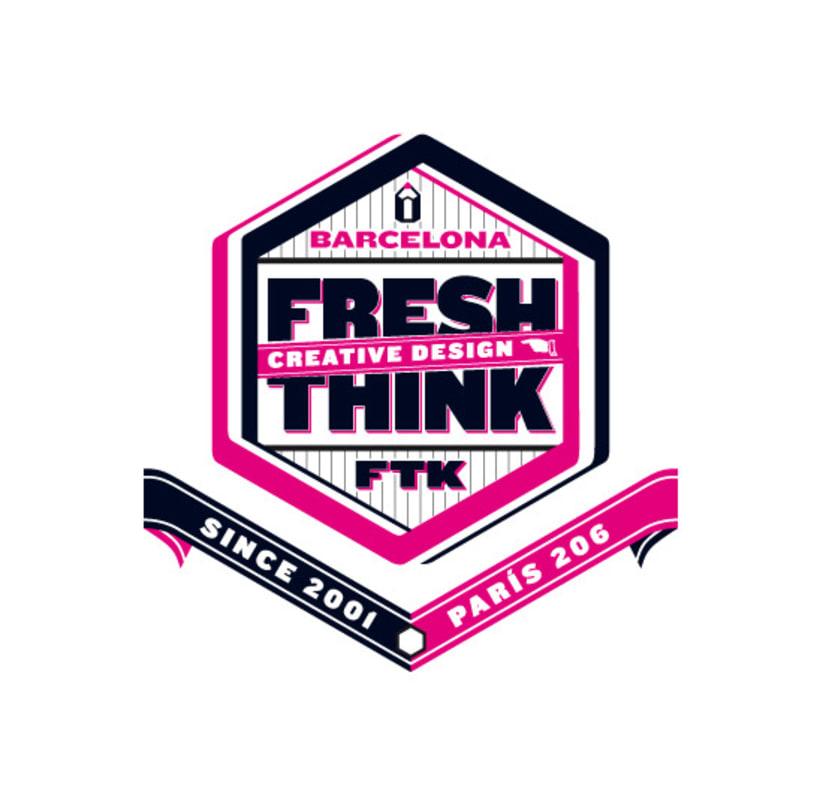 Freshthink - logotype 1