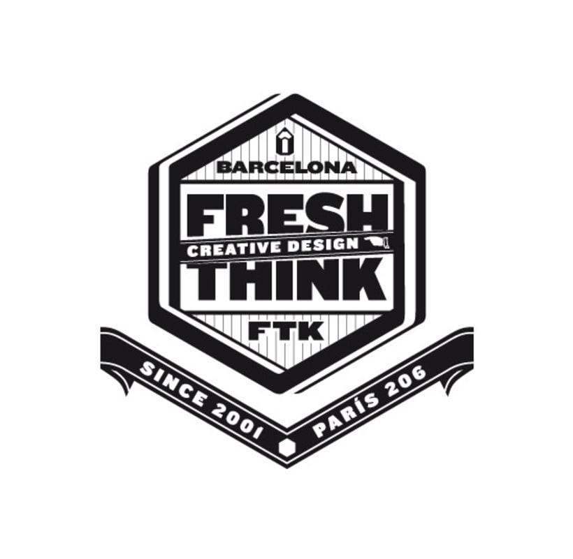 Freshthink - logotype 2