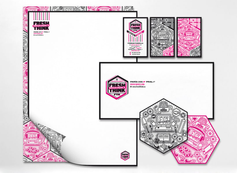 Freshthink - logotype 6
