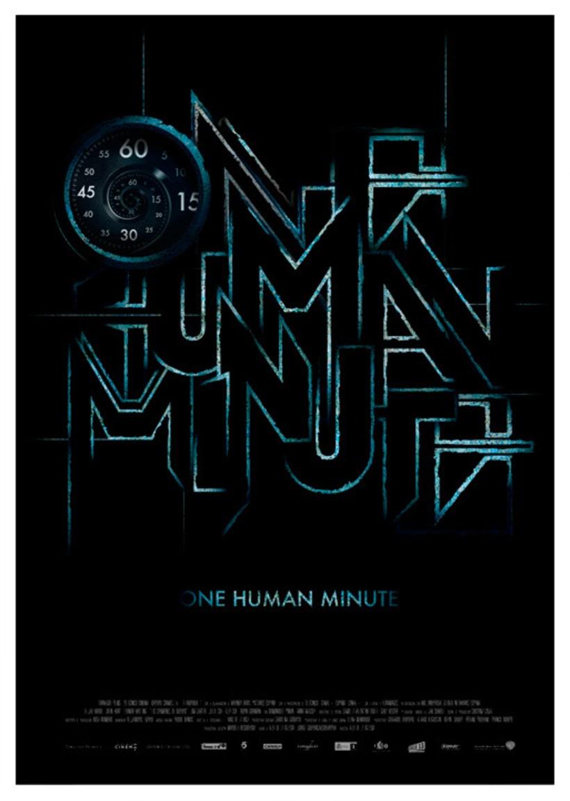 OneHumanMinute - film 1