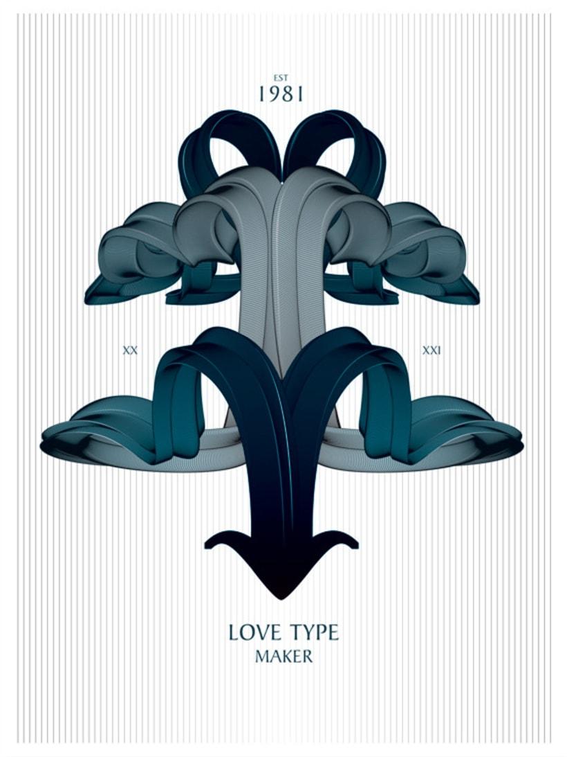 Monogram - ♥+T&M 3