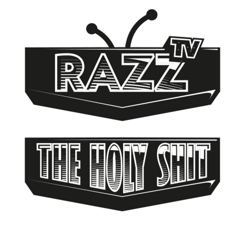 RazzTV - Illustrations & lettering 1