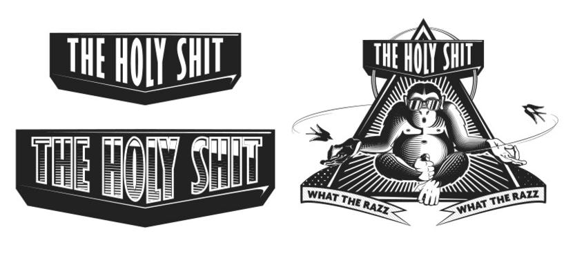 RazzTV - Illustrations & lettering 3