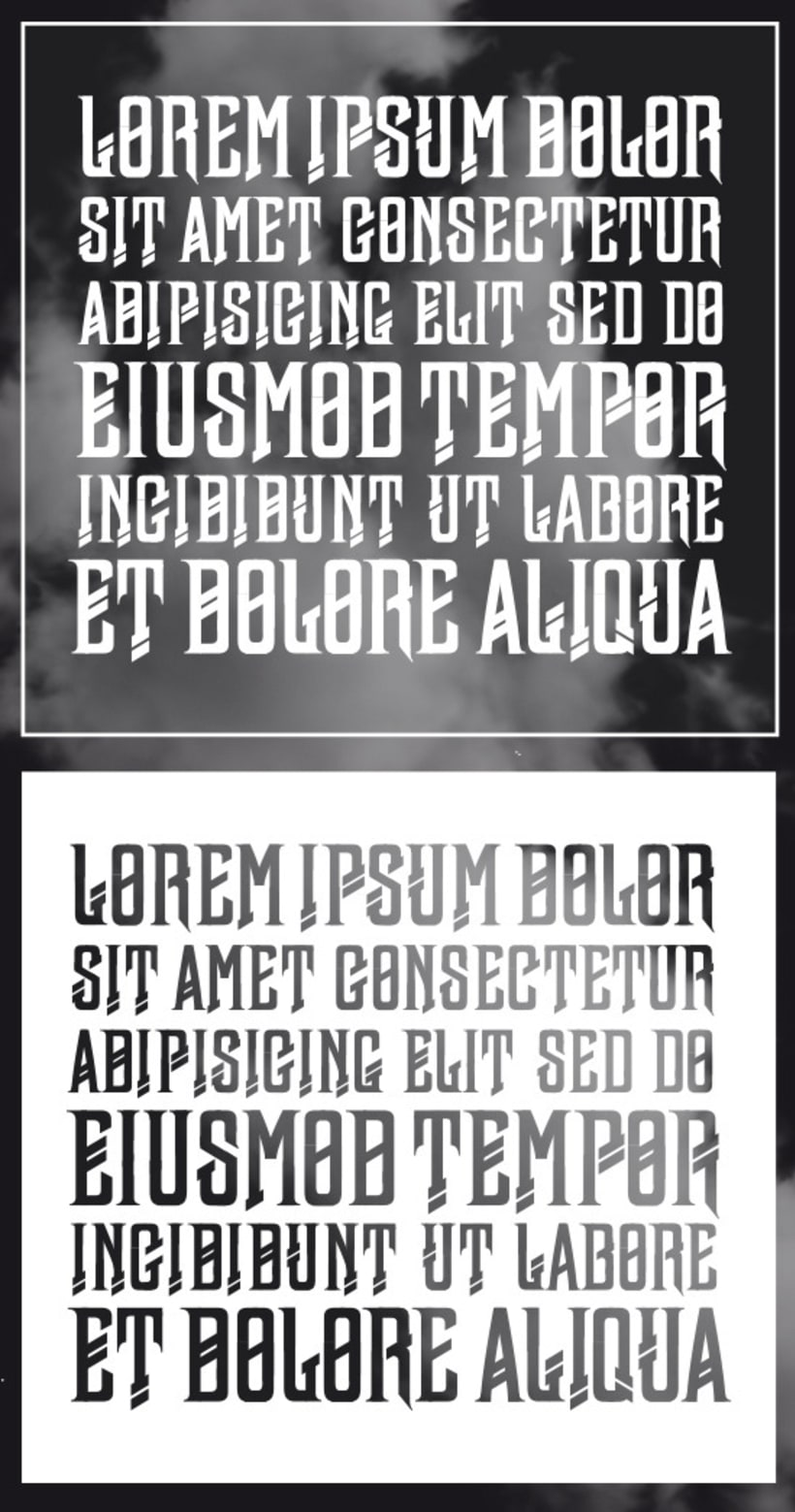 Typography - newAntique 7