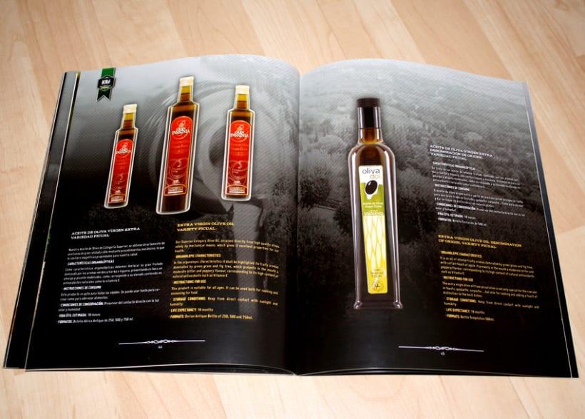 Branding y Catálogo iOlé Gourmet 10