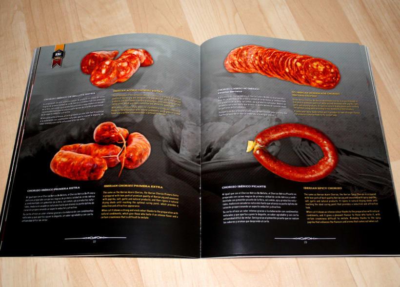 Branding y Catálogo iOlé Gourmet 9