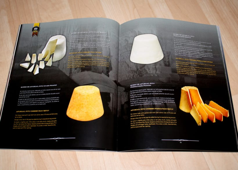 Branding y Catálogo iOlé Gourmet 8