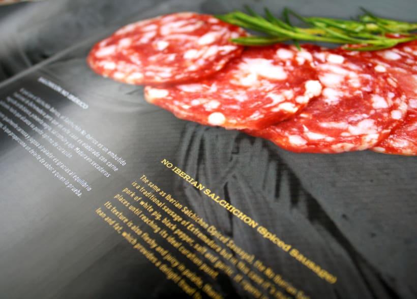 Branding y Catálogo iOlé Gourmet 7