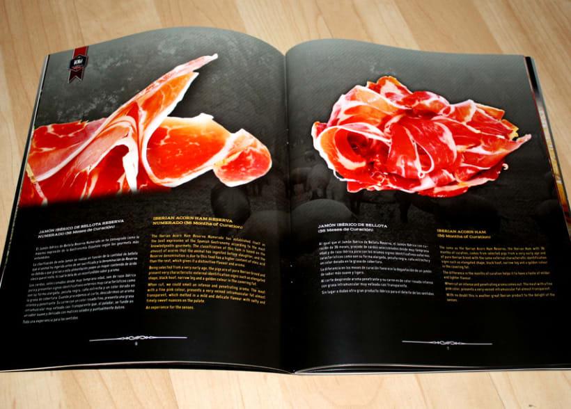 Branding y Catálogo iOlé Gourmet 5