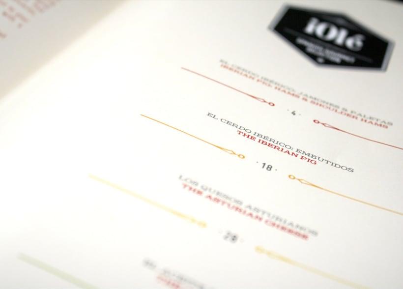 Branding y Catálogo iOlé Gourmet 4
