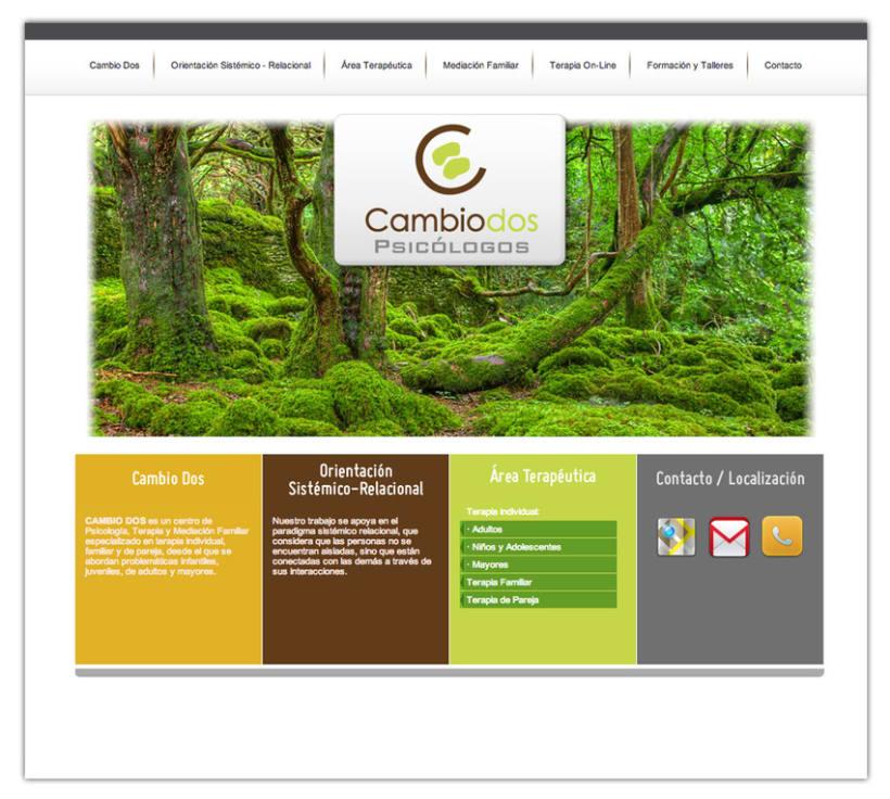 Cambio 2 website 1