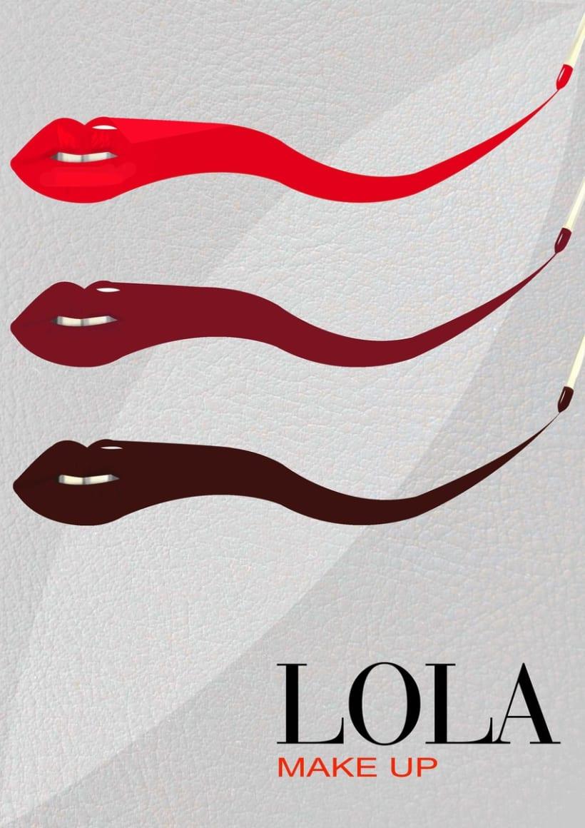 Lola Make Up 2