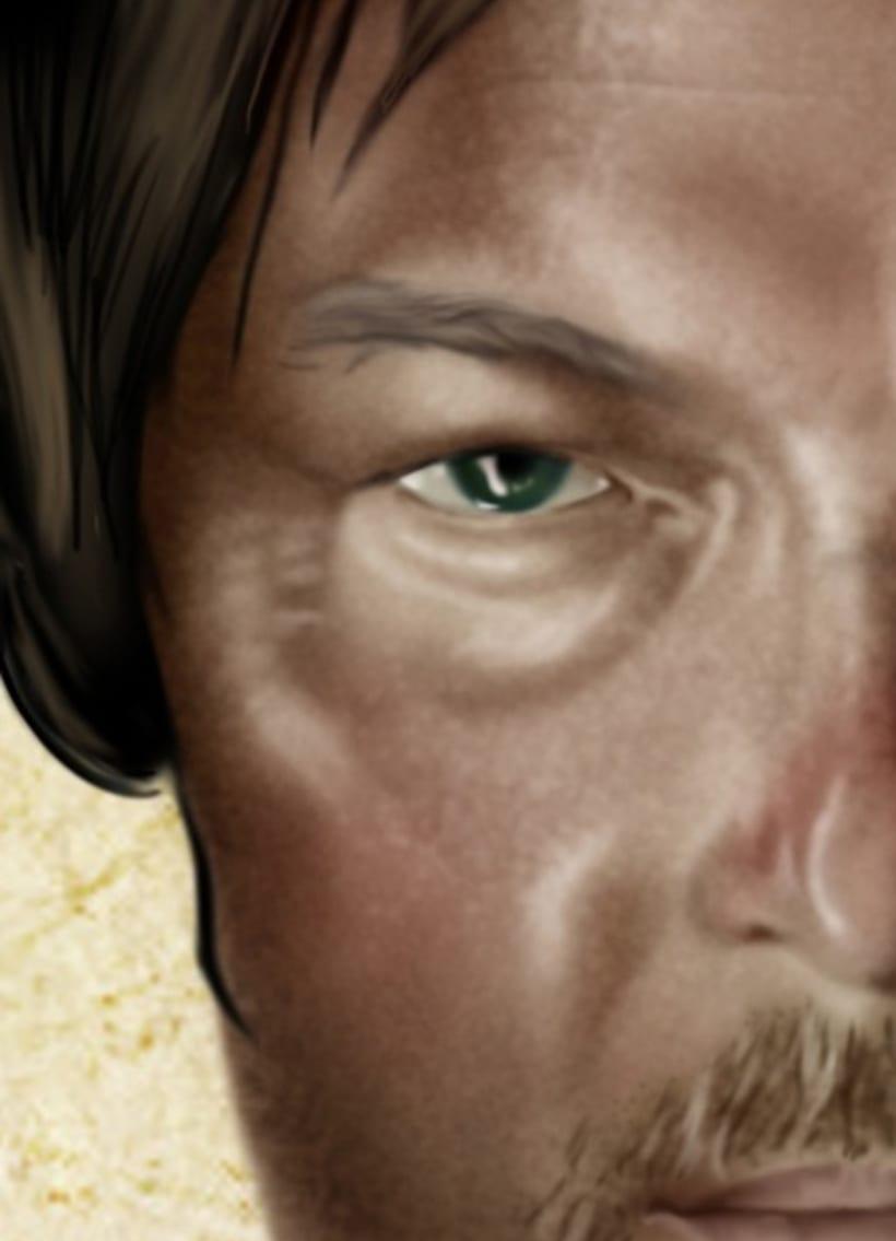 The Walking Dead Daryl 4