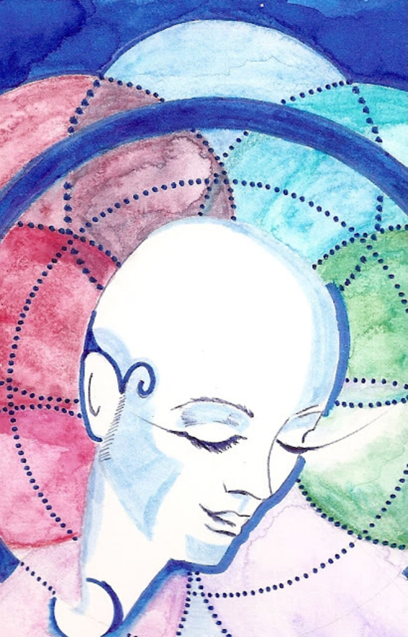 Bluemeditations 6