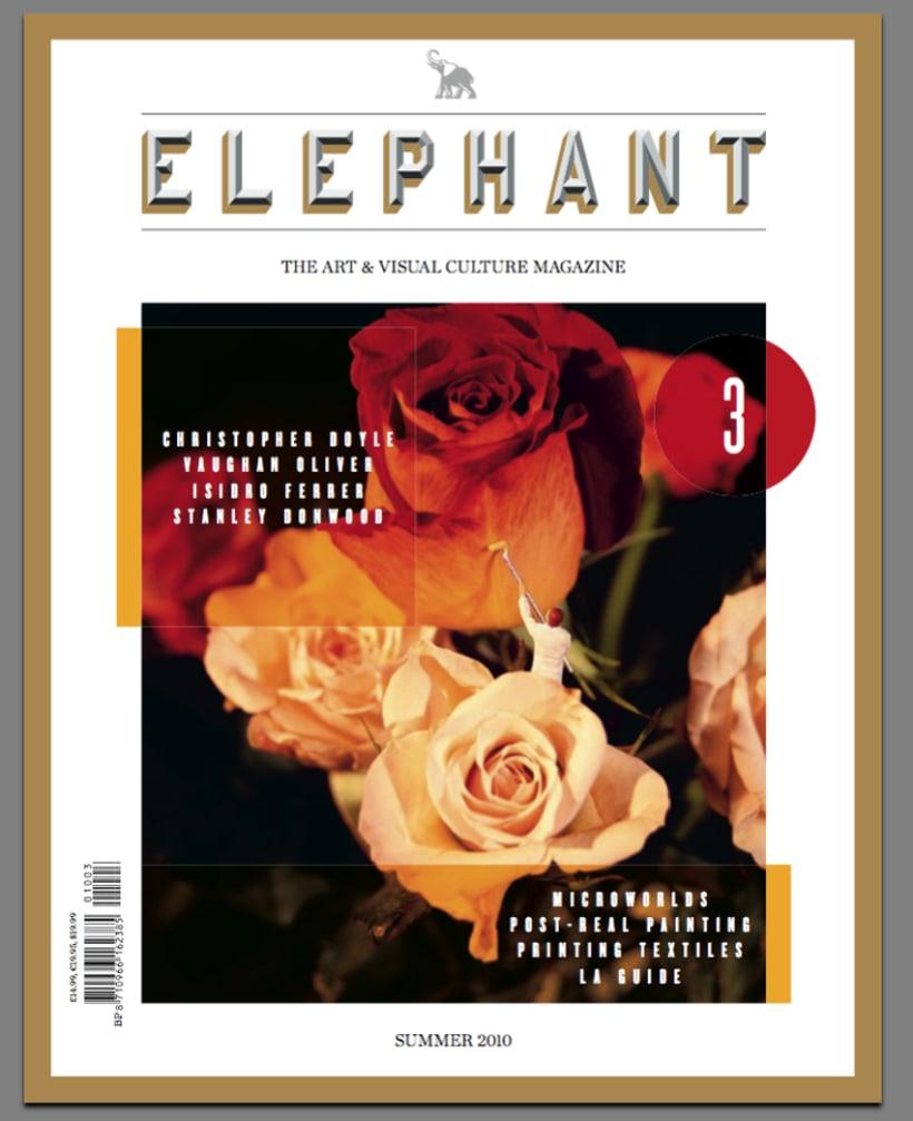 Elephant Mag 7