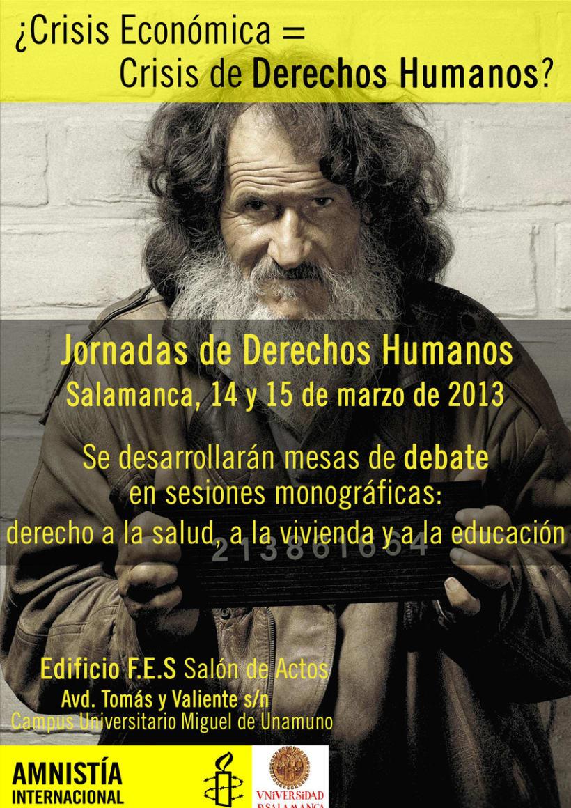 Campañas Amnistía Internacional Salamanca 1