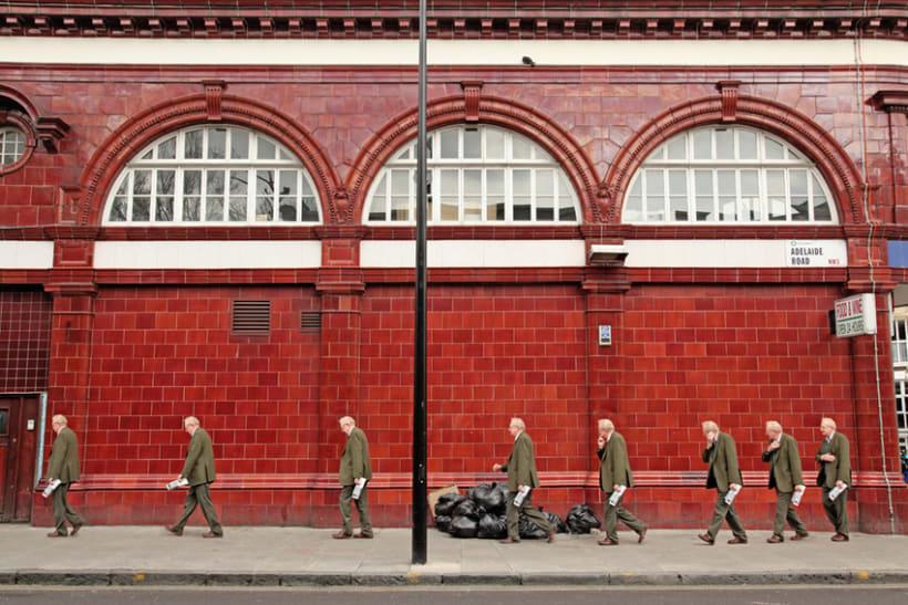 FOTOGRAFÍA DE AUTOR: Lugares de Transito 0